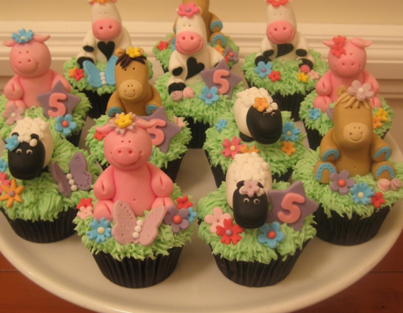 Cupcake Decorating Ideas Birthday : birthday cupcake decorating ideas image search results