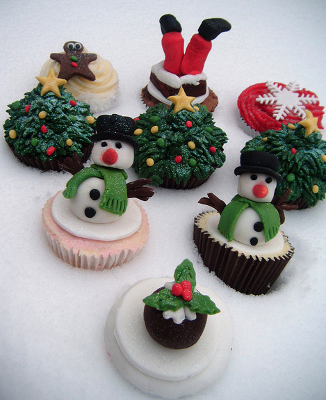Christmas Cupcake Decorating Ideas Pinterest : Pin Christmas Tree Cupcakes Cupcake Decorating Ideas Cake ...